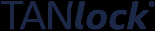 TANlock Logo Blue