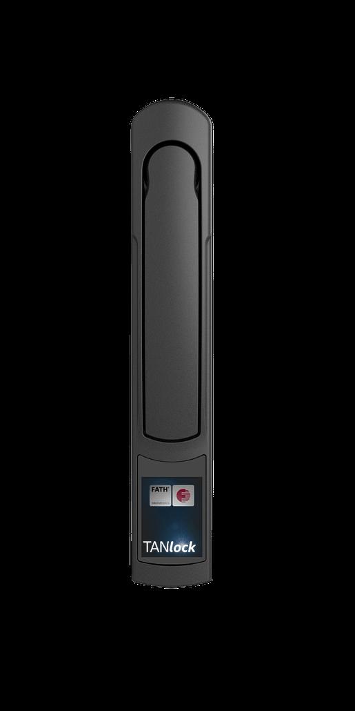 TANlock grau Touchscreen