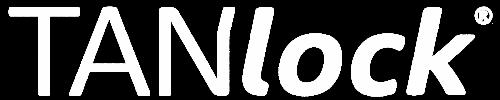 TANlock Logo White